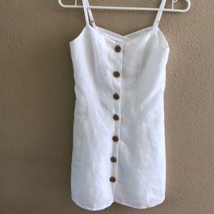 Urban Outfitter's Linen/Cotton Sundress